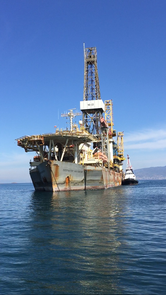 Deepwater Navigator